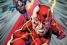 Super Heroes / Marvel, DC, comic books, etc