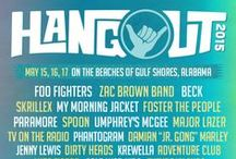 Hangout Music Fest / The Hangout Music Festival is the first and only festival of it's kind. Located directly on the white sandy beaches of Gulf Shores and Orange Beach and surrounded by palm trees, the festival treats guests to a unique festival experience and consistently features a diverse selection of top touring artists. Start planning your trip to the beach today and remember to book your beach condo with Three Palms Vacation Rentals!