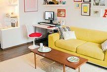 Wohnideen: Wohnzimmer / Das Wohnzimmer ist einer der Orte, wenn nicht der Ort wo viel Zeit verbracht wird. Ob mit Freunden, der Familie, deinem Partner oder auch einfach mal allein um zu entspannen. Deshalb findest du hier tolle Inspirationen und Ideen rund um die Gestaltung deines Wohnzimmers.