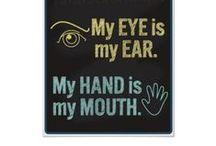 Deaf People's Classified / See it from Deaf people's eyes