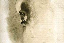 Rodolphe Bresdin (1822-1885) / http://www.impressionsnoirsurblanc.com/#!gravure/c1dp5