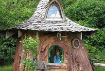 Wow! What a SHED! / Collections of beautiful sheds from the bottom of the world's gardens!