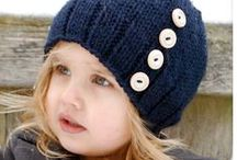 Gorros tejidos / Encontraras gorros, capotas , sombreros y balacas tejidas