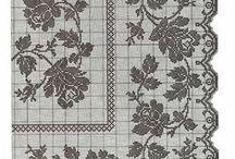 Diagramas y tutoriales de tejido / Herramientas de apoyo a la hora de tejer