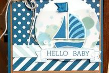 La primera fiesta del bebé / Tarjetas y detalles para un bello milagro de Dios
