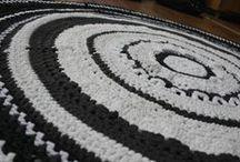 Rug-ℳαndαℓα-Crochet-Carpet / CROCHET RUGS - CARPET - PATTERNS ❀