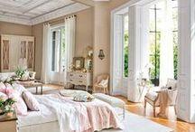 Bedrooms :) / by Jessica Rocha