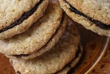 Just Cookies... :) / My favourite treat to have with a cup of tea!