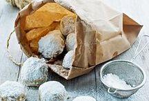 Leivonnaiset - Baking / Herkullisia suolaisia ja makeita leivonnaisia, jotka kruunaavat aterian tai kahvihetken.