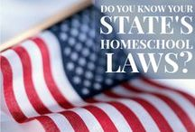 Homeschool State Laws / Do you know your Homeschool State Laws? | HSLDA.org/laws