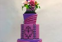 Cakes I hope to make one day / by Diane Buehler