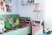 Lastenhuone - Childrens Room