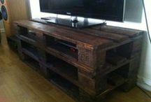 PALLETS / Home furniture