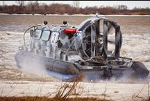 Griffon Hovercraft / Griffon hovercraft in Finland