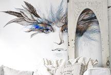 Wall / Design-Diy-Decor-Art-Idea