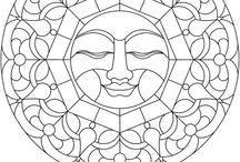Stencil-Pattern-Coloring / Stencils