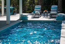 Cool Pools / by Team Paletta - RE/MAX