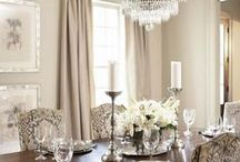 Dining Room Style / by Team Paletta - RE/MAX
