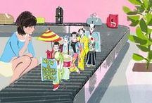 Illustration / Tatsuro Kiuchi