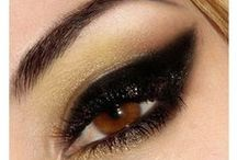 Dazzling Jewel℠ Cat Eyes / Enchanting Dazzling Jewel℠ Cat Eyes are edgy, dramatic and created with liner and shadow.