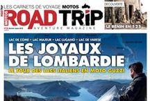 Couvertures / Les couvertures de Road Trip Magazine