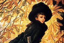 ARTISTS Jacques Joseph Tissot / by Donna Wood