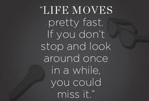 Inspirational Quotes! / Famous inspirational and motivational quotes.