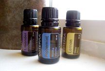 ❤️ My doTerra / Essential oils