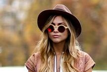 Street Style / steal their look from the best street style, me like it!