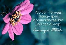 Attitude of Gratitude... / All about choice!