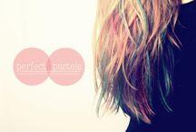 Dip dye & Haircolours