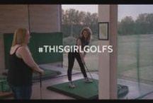 #ThisGirlGolfs