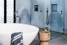 Interior - Bathrooms / Renae Clough / Minimalistic or unique bathrooms