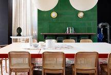 Interiors - Dining / Renae Clough