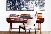 Interiors - Office Spaces / Renae Clough