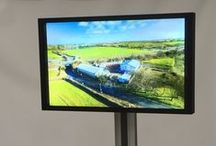 Digital Screens / Digital Signage, Advertising Screens, Multi Screen Technology, Digital Screens, Video Walls and More!!
