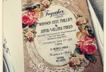 Wedding Invitation / What you need after said I do :)