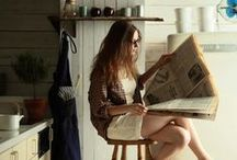 Leisure time: reading