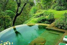 Exteriors - Pools / Renae Clough