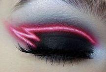 MAKEUPS / Maquillage - Beauté - Eyes - Yeux - Cosmétique - Inspiration - idée - Astuce - Conseil - Tuto - Tutoriel - Smoky - Dégradé - Couleur