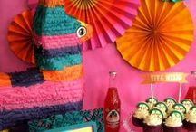 Cinco de Mayo Party-ify! / We know a good Cinco de Mayo party when we see one.  Or we like to think so. Here's some of our favorite modern Mexican decorations for your fiestas. Shop the patterns aqui: http://www.partyify.com/Cinco-de-Mayo-C459.aspx?afid=2