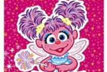 Abby Cadabby Party -ify! / The best and brightest magical Abby Cadabby party themes and ideas we could find!   Shop Abby Cadabby party supplies here http://www.partyify.com/abby-cadabby-birthday-party-supplies.aspx?afid=2