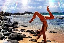 Yoga Inspiration / Everything Yoga related to inspire time on the mat, and enjoyment throughout all levels of practice.