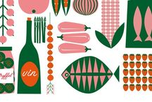 {Food Illustration} / by Eureka Incarbone
