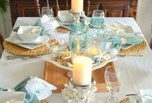 Mesa | Dinner Table / Estar atento as detalhes na hora de servir fazem toda a diferença.