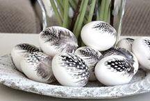 Æg og kaniner - Påske