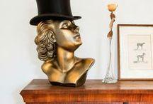 Bustes décoratifs