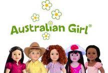 Australian Girl Things / Australian Girl Dolls have fun, too! Meet Matilda, Emily, Amy, Jasmine and Belle; fun loving girls growing up in Australia. Every girl deserves an Australian Girl!