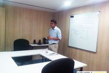 Training sessions for the Watsonites / Here is a glimpse of a few Training sessions for the employees of Wenger and Watson as a part of Learning and Development activities.
