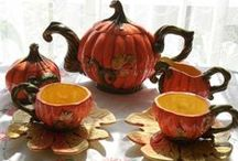Unusual Pottery & Glassware That I Love / Wonderful cups plates and pottery that I woul love to have on my home :)